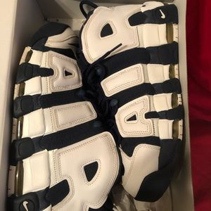 "Nike air more uptempo ""Olympic"""